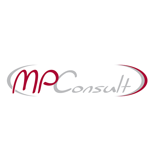 Nathalie Noblet - Création logo - MP Consult