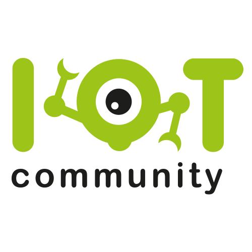 Nathalie Noblet - Création logo - IOT Community