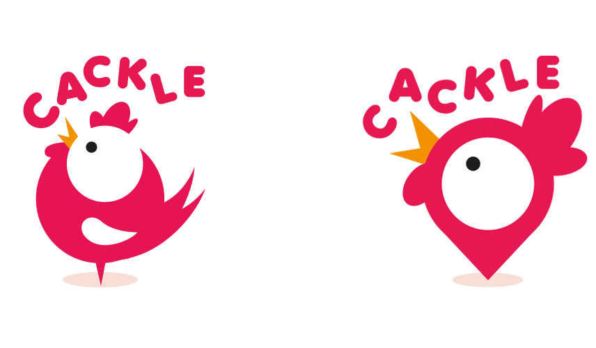 cackle-logos